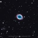 M 57 - Nebulos de la Lyra,                                Esteban García Navarro