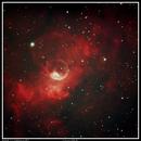 Bubble Nebula - NGC 7365,                                Sid Frede