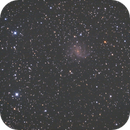 NGC 6946 - Fireworks Galaxy - Arp 29 - First Test with M-Zero Avalon Instruments without Autoguide,                                Agostino Lamanna