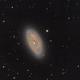 "M64 ""first light new remote observatory"",                                Ola Skarpen SkyEyE"