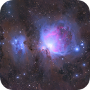 M42 - Orion Nebula,                                Bryce Zuccaro
