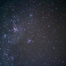 Região da NGC 3372 - Eta Carinae,                                GabrielMafra