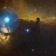 The Horsehead Nebula and Zeta Orionis Region in NB,                                Marc Silva