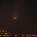 Comet 2020 F3, NEOWISE,                                John O'Neal, NC Stargazer