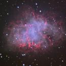 M 1,                                Praesepe-Observatory Harald Liederer