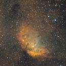 Tulip Nebula/Sh2-101 in Cygnus SHO,                                Pat Rodgers