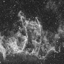 IC 1340 - The Bat Nebula (Ha),                                Adam Landefeld