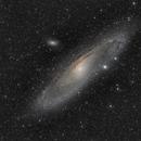M31, DSLR,                                Lensman57