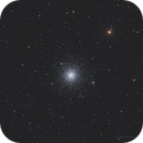 M3 cluster,                                Richard H