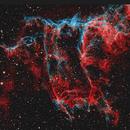 NGC 6995 Bat Nebula,                                Stefan Balzer