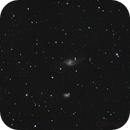 NGC3718 and Hickson 56,                                Stephen Jennette