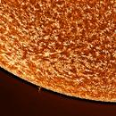 Reprocessing solar image 20171101,                                Sergio Alessandrelli