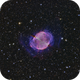 M27 - The Dumbell Nebula,                                Nathan Morgan (nm...