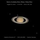 Saturn,                                Damien Cannane