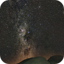 Milkyway and Southern Cross ,                                Dennis Kaiser