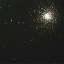 M13 - Great Globular Cluster in Hercules,                                aviegas