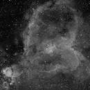 IC 1805,                                Versocquette