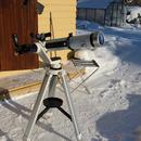 TAL100 RS Solaris H-Alfa telescope,                                Rauno Päivinen