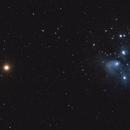 Mars Joins the Pleiades,                                Scott Tucker