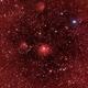 Sh2 156 IC 1470 H-alpha RGB,                                  jerryyyyy