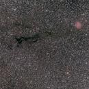 Le cocon IC5146,                                Virginie
