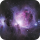 Messier 42 - The Great Orion Nebula LRGB QHY600,                                  Eric Walden