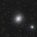 M5 Globular Cluster,                                Landon Boehm