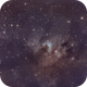 """sh2-155 """"Cave Nebula"""" of a different color,                                jmfloater"""