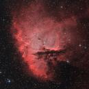 NGC281,                                Le Mouellic Guillaume