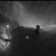 Horsehead Nebula complex in Orion 2/4/2016,                                rigel123