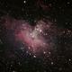 Eagle Nebula & Cluster M16 By-Catch,                                Mat