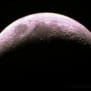 One-framed Moon on ASI034MC,                                Marcos González Troyas