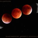 Super Bloodmoon Total Lunar Eclipse,                                Michael Southam