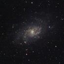 M33 - Triangulum Galaxy,                                Jordan
