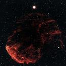 Jellyfish Nebula,                                Jim B