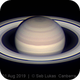 Saturn 1 Aug 2019 - 30 min animation - Nth up,                                Seb Lukas