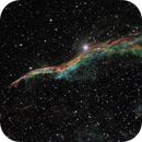 West Veil Nebula (NGC 6960),                                DustSpeakers
