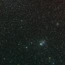 NGC 457,                                Sigga