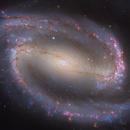 NGC1300 by HST,                                Leo Shatz