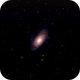 M81 Bode's Galaxy,                                CHume