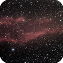 California Nebula,                                Oriol Serret Fortin