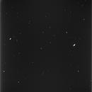 Ceres and Vesta on June 30, 2014--only 20 arc min apart,                                erdmanpe