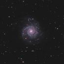 M74 LRGB,                                Christopher Gomez