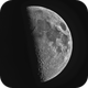 Moon of the 12th April,                                Arnaud Peel