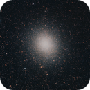 The Cauldron of Stars - Omega Centauri (NGC 5139),                                Fernando Oliveira de Menezes