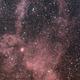 Sh2-157 Lobster Claw Nebula,                                Kathy Walker
