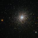 Messier 13 - Refraktor,                                Günther Eder