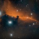 Horsehead Nebula,                                Firstround
