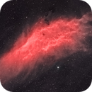 Jim Misti Data - California Nebula - HaLRGB,                                AstroHawk