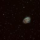 M1 SHO - Crab nebula,                                PiPais